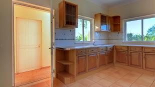 Kitchen and outdoor store room