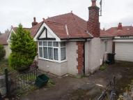 Detached Bungalow in Woodfield Avenue...