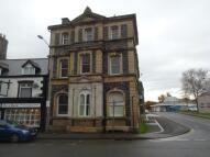 1 bedroom Ground Flat in Plough Street, Llanrwst...