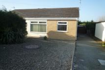 Semi-Detached Bungalow to rent in Doren Avenue, Rhyl, LL18