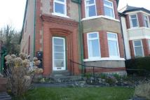 Ground Flat to rent in Dinerth Road...