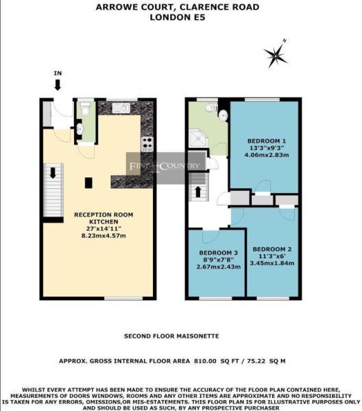 floor plan arrow ct.