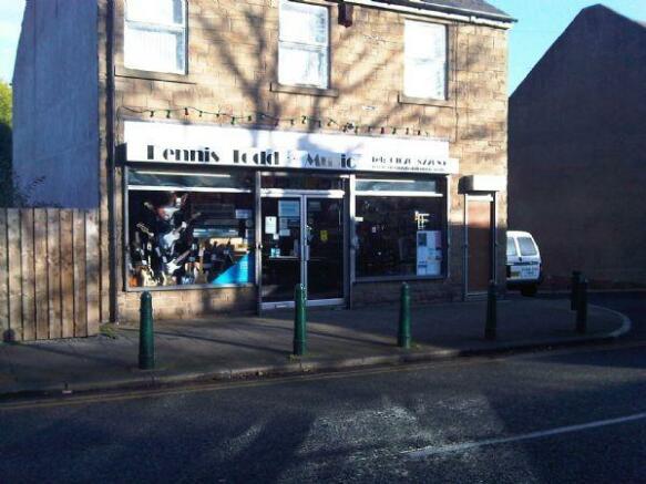 Shop for sale in leasehold music business bedlington ne22 for Commercial house music
