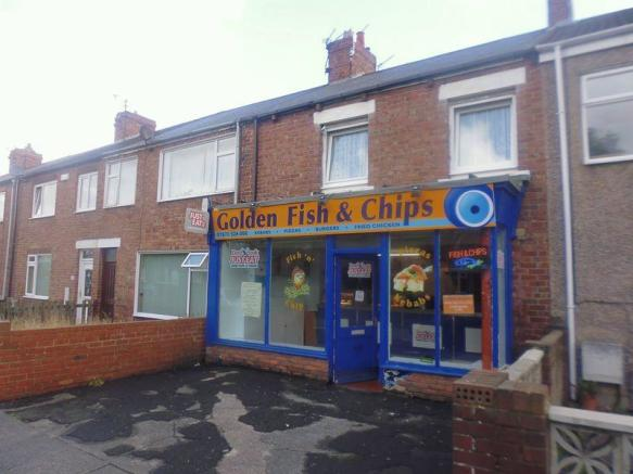 Commercial property for sale in golden fish chips 96 for Hawthorne fish house