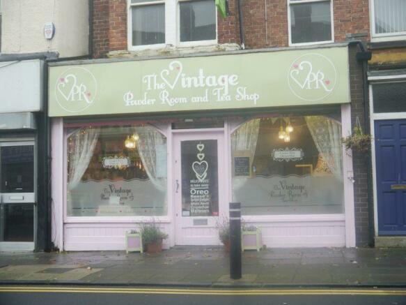 Vintage Tea Room North Shields