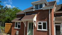 End of Terrace house to rent in Harecastle Close...