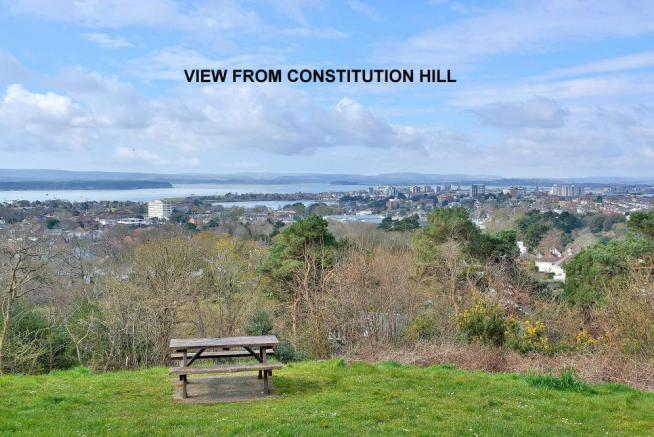 View from Constitution Hill