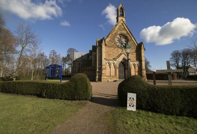 Dalkeith Church