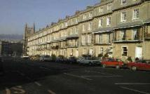 Flat to rent in Raby Place