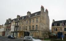 Flat in Walcot Buildings