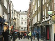 Flat in New Row, Covent Garden