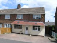 3 bedroom semi detached property in Clare Crescent...