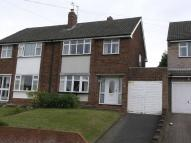 3 bed semi detached property for sale in Coleridge Rise, Straits...