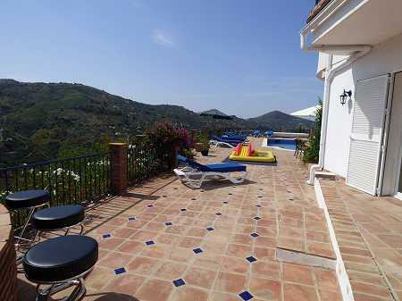Sun terraces