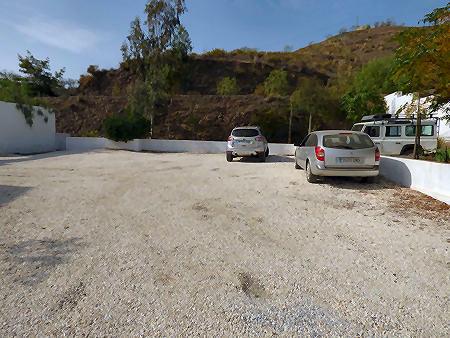 Massive car park