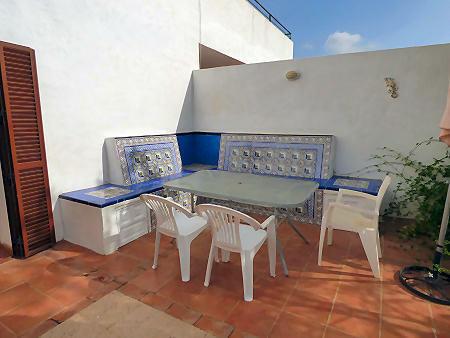 2nd internal patio