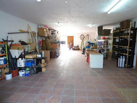 Massive garage