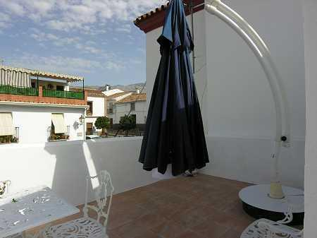2nd roof terrace
