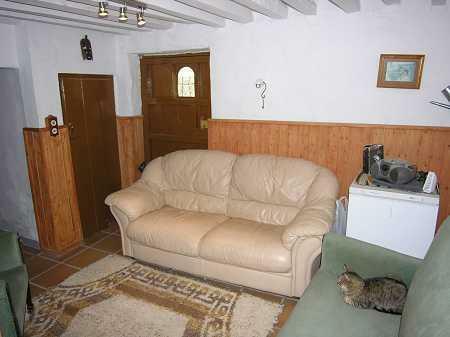 Lower apartment
