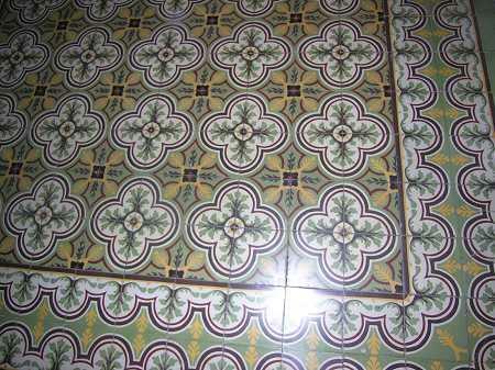 Original tiles