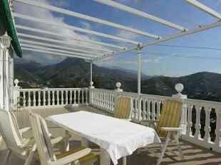 Guest sun terrace