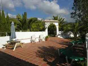 Guest sun terraces