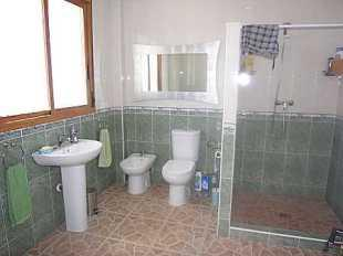 Utility bathroom