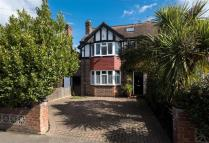 semi detached home to rent in Dukes Avenue...