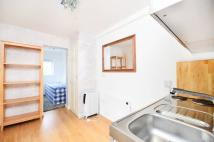 Studio flat to rent in Sandall Road...
