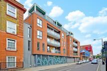 Flat in St Pancras Way, Camden...