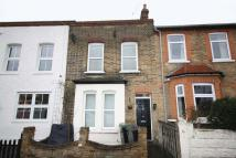 Brunel Road house to rent