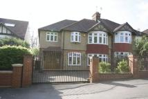 5 bed semi detached house in Monkhams Lane...