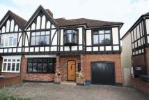 5 bed semi detached home for sale in Princes Avenue...