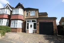 4 bed semi detached home in Henrys Avenue...