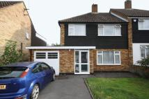 semi detached property in Linden Crescent...