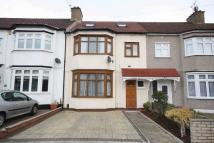 Terraced property in Glenham Drive, Ilford