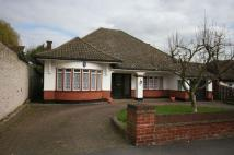 Bressey Grove Bungalow to rent