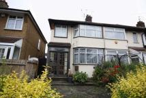 semi detached property in Highfield Road...