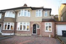 4 bed semi detached home in Walnut Way...