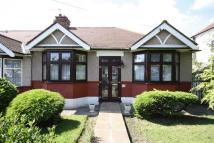 2 bed Semi-Detached Bungalow in Crownhill Road...