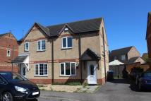 semi detached house in Ferry Meadows Park...