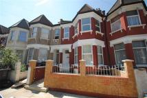 Terraced home to rent in Langham Road, London
