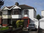 semi detached home in Mighell Avenue, Ilford