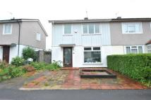 semi detached property in Bearing Way, Chigwell