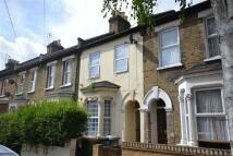 Terraced property in Lorne Road, London...