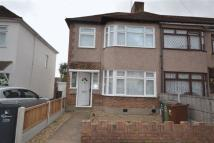 Terraced property in Fourth Avenue, Romford