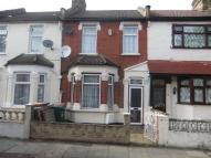 Terraced house in Halley Road, Manor Park