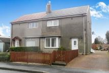 3 bed semi detached house in Chestnut Crescent, Denny...