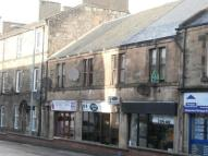 Flat to rent in Mary Street, Laurieston...