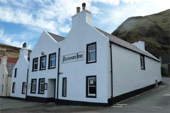 Property For Sale Pennan Scotland